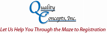 Quality Concepts Inc., Logo